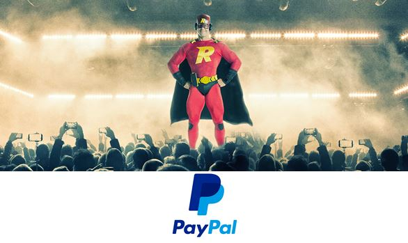Rizk launches PayPal in Germany