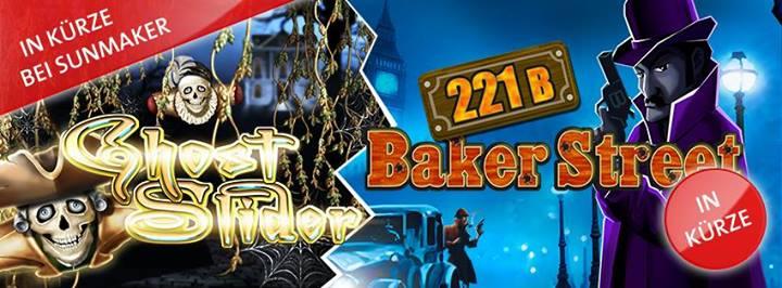 Ghost Slider & Baker Street
