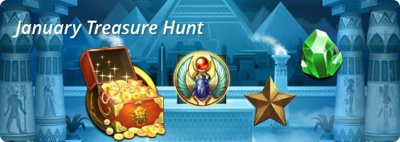 Chanz: January Treasure Hunt