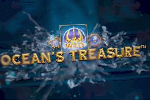 "NetEnt's newest slot ""Ocean's Treasure"""