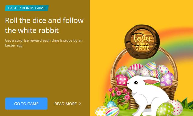 Easter Bonus Game at Twin
